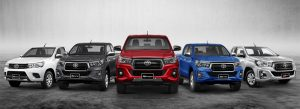 Toyota Hilux for Sale in Africa