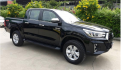 Used Toyota Hilux Revo Black Automatic 2017 2.8L Diesel For Sale