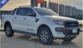 Used Ford Ranger White Automatic 2016 3.2L Diesel for Sale