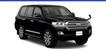 Brand New ZX Toyota Land Cruiser 2020 Model Fully Loaded For Sale
