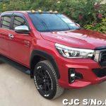 Toyota Hilux Revo Rocco used 2018
