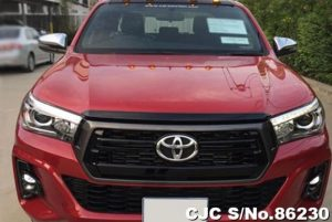 Toyota Hilux Revo Rocco used