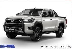 Toyota hilux 2021 new shape