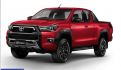 Brand New Toyota Hilux Revo Attitude Black Mica Automatic 2021 2.8L Diesel For Sale